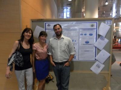 Fabiana Cardetti, Cathy Matta, Gabe Feinberg