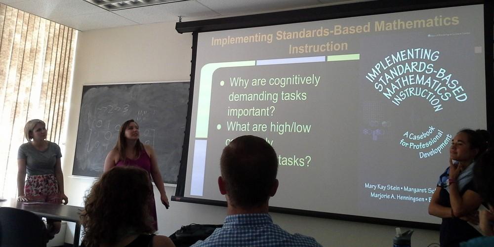 Presentation - Math Ed